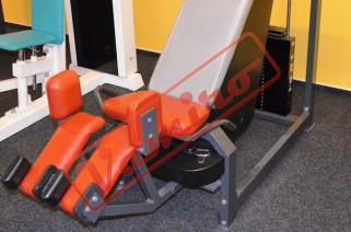 NAUTILUS - ROZNOŽOVÁNÍ - Starší fitness stroje Nautilus
