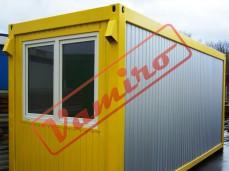Obytný kontejner - REPASOVANÝ NA OBJEDNÁVKU - Obytný kontejner