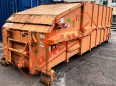 Mobilní lisovací kontejner - Lisovací kontejner -Typ P1-20