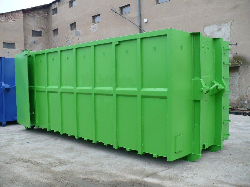 Abroll kontejner