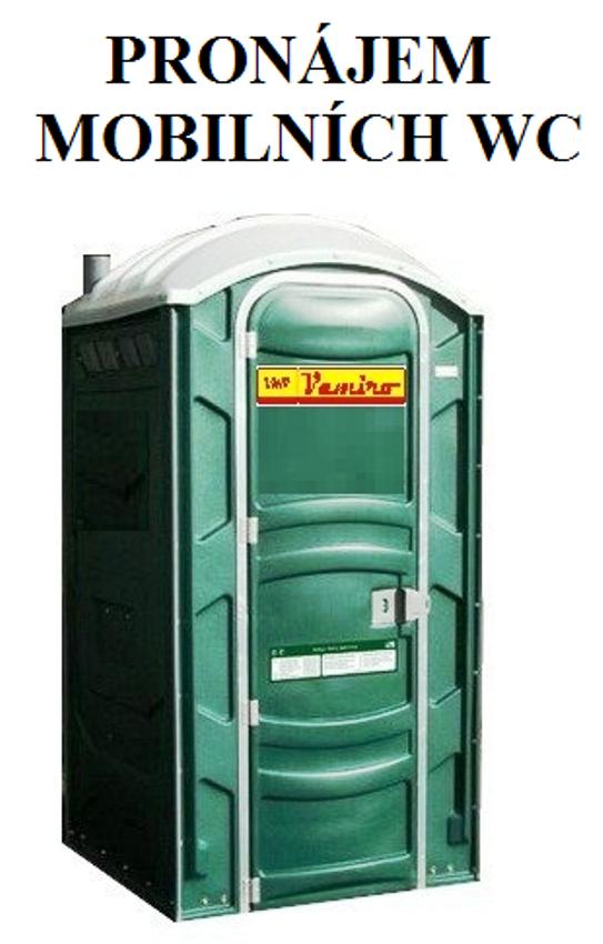 pronájem wc